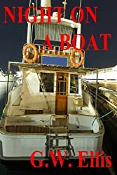 Night On A Boat (Quentin Dallas, PI Book 3)