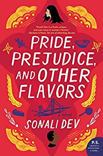 Book Cover: Pride, Prejudice, and Other Flavors: A Novel
