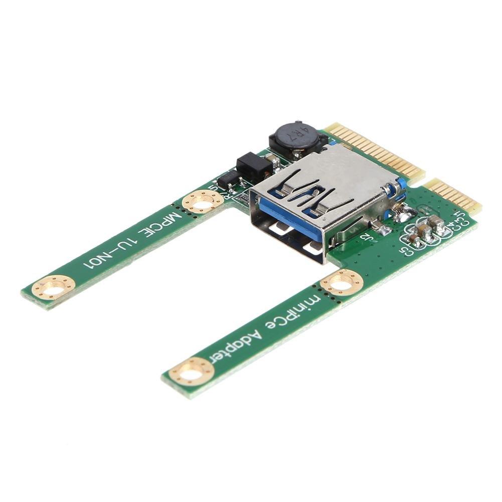 YouN - Tarjeta de expansión PCI-E a USB 3.0 PCI Express (PCI ...