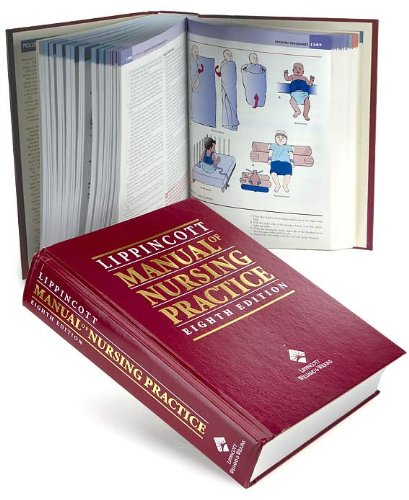 Download Lippincott Manual of Nursing Practice (text only) 8th (Eighth) edition by S. M. Nettina ebook