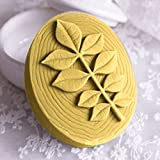 SDONG Mint Leaves S333 Craft Art Silicone Soap mold Craft Molds DIY Handmade soap molds