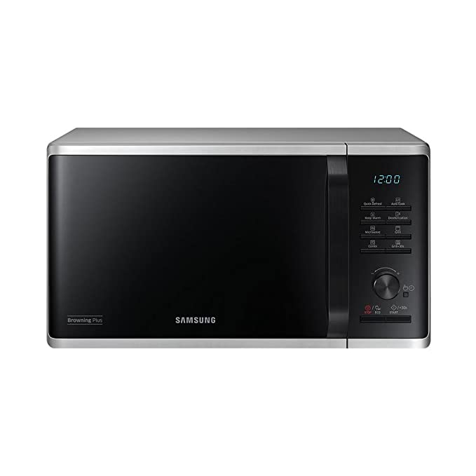 Samsung Horno a microondas grill mg23 K3515as a ...