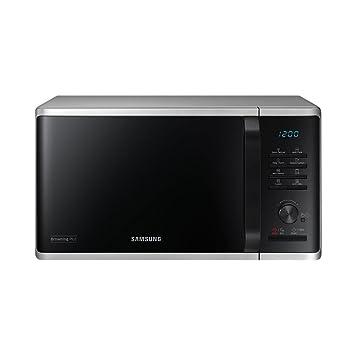 Samsung Horno a microondas grill mg23 K3515as a Independiente rápida Defrost Capacidad 23 lt