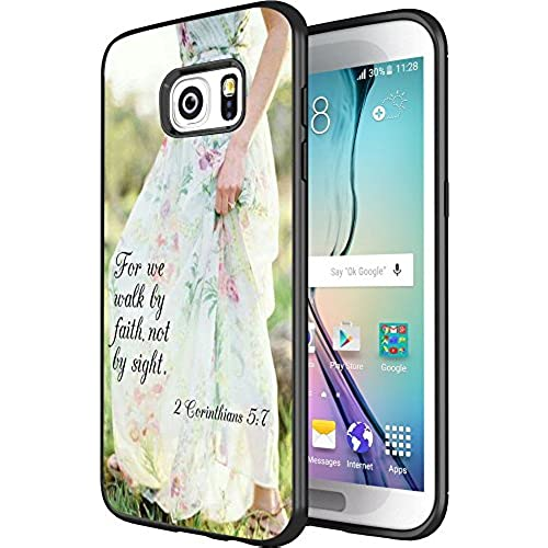 DOO UC(TM) Galaxy S7 Edge Case, Laser Technology for Protective Case for Samsung Galaxy S7 Edge Black Quote 2 Sales