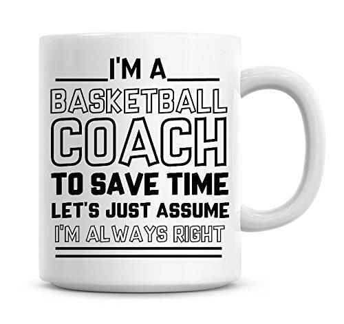 I m un entrenador de baloncesto, para ahorrar tiempo permite Just ...
