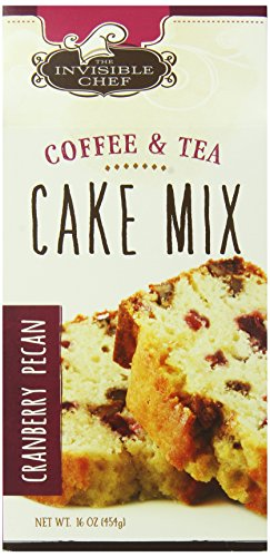 ranberry Pecan Coffee and Tea Cake Mix, 16 Ounce (Pecan Coffee Cake)