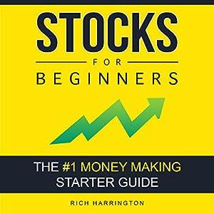 Stocks for Beginners Audiobook