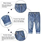Boys Clothes Set Shirt + Denim Pant Jeans Sets 2