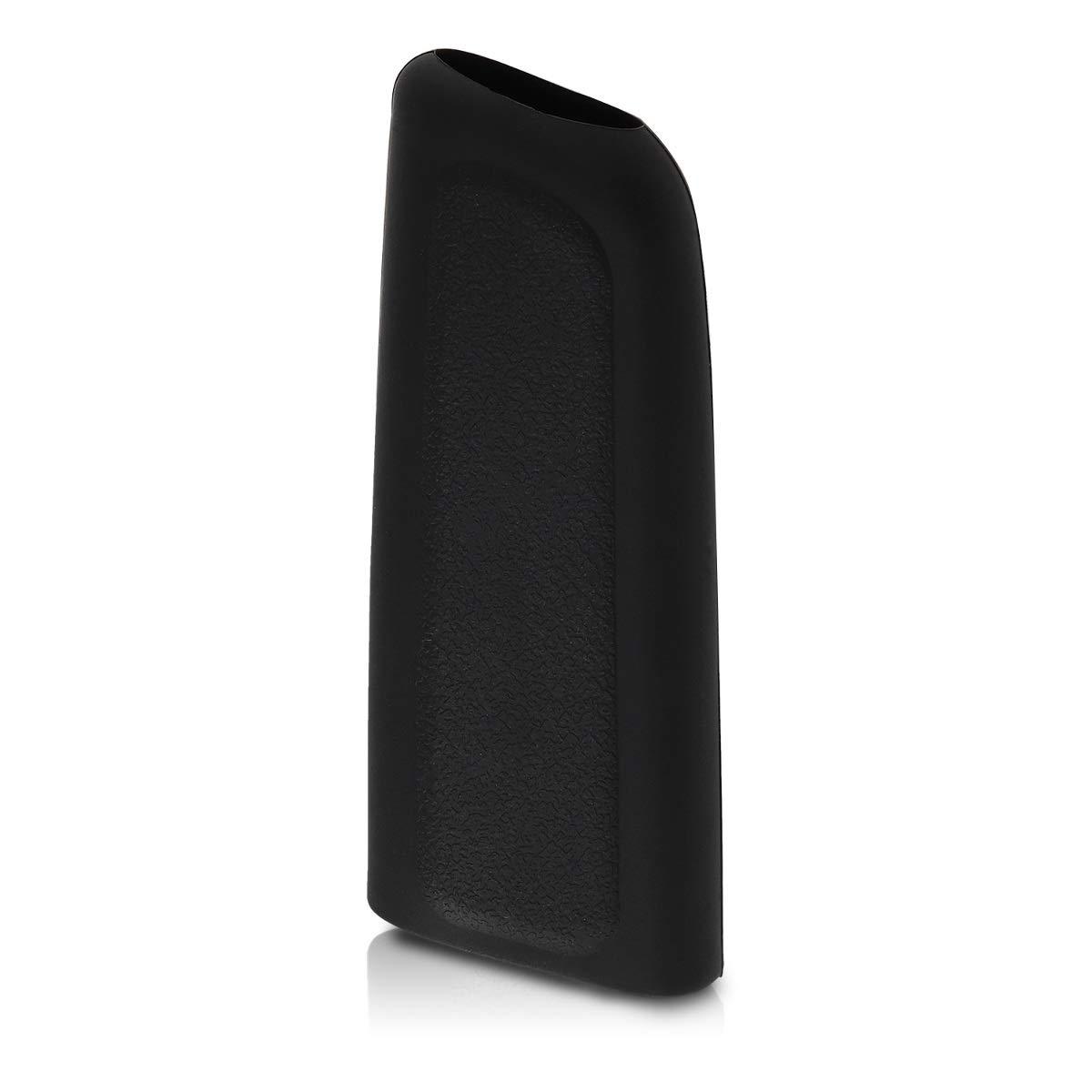 11,5 x 4,5 cm Innenma/ße kwmobile Universal Silikon H/ülle f/ür Handbremse Cover Case Schutzh/ülle Handbremse in Schwarz