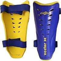 Vector X Brazil Shinpad, Small (Blue/Yellow)