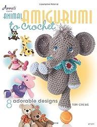 Animal Amigurumi to Crochet: 8 Adorable Designs (Annie's Crochet)