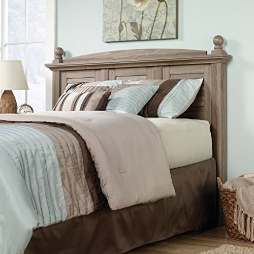 Sauder Harbor View Headboard, Full/Queen, Oak Review