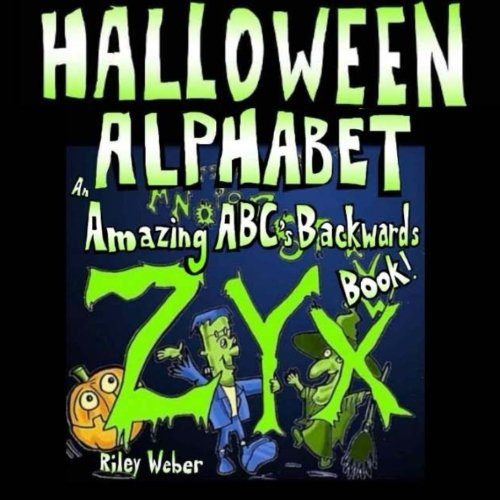 Halloween Alphabet: An Amazing ABC's Backwards Book! ()