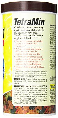 046798161554 - Tetra 16155 TetraMin Large Flakes, 5.65-Ounce, 1-Liter carousel main 3