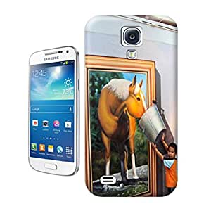 Hard Plastic Samsung Galaxy S4 Case, Fate Inn-10 Horse-Samsung Galaxy S4 case