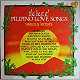 The Best Of Pilipino Love Songs Vol. 2, Vinyl LP, Compilation,1983, Sunshine – TSP-5352