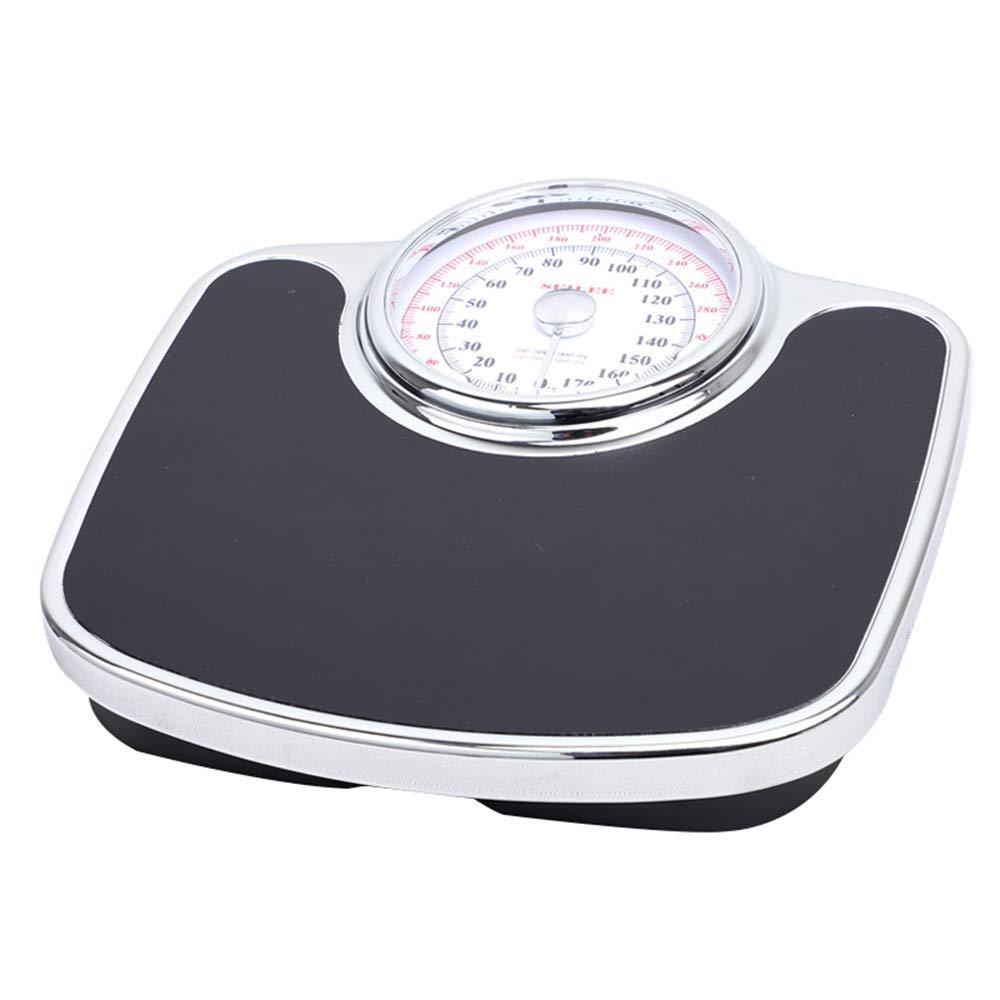 quadrante Grande Bilancia di precisione per la Salute Umana Design Sottile Scala di Indice Deayi Body Fat Monitor Bilancia Meccanica Professionale Hotel