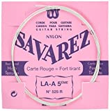 Savarez Strings 525R  Bronze Classical Guitar Strings, Medium (pack of 10)