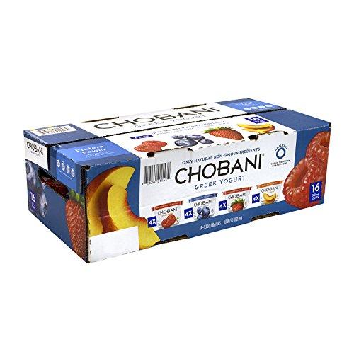 Chobani Greek Yogurt Variety Pack (16 (Greek Yogurt)