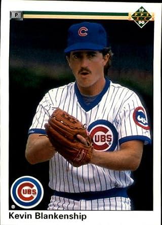 Amazoncom 1990 Upper Deck Baseball Card 47 Kevin