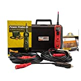 Diesel Laptops Power Probe 3 (III) Red Big Display Circuit Tester Kit in Case with 12-Months of Truck Fault Codes