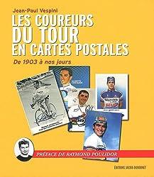 COUREURS TOUR FRANCE CARTES PO