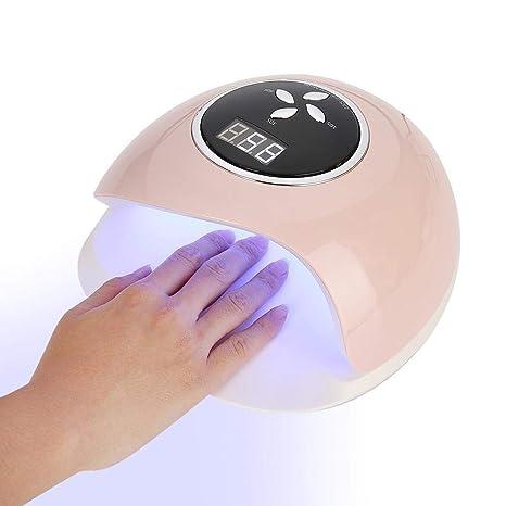 Lámpara UV Uñas de gel 60W Secadores de uñas, Lámpara LED profesional UV Secadores de