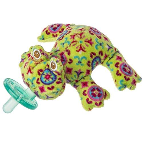 Mary Meyer Wubbanub Kiwi Frog Pacifier