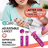ijCare 30g Lancets for Blood Testing
