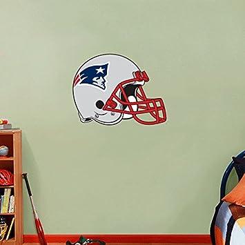 New England Patriots Nfl Football Sport Home Decor Art Wall Vinyl Sticker 63 X 48 Cm Küche Haushalt