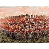 Italeri - I6095 - Maquette - Figurine - Infanterie Britannique 1815 - Echelle 1:72