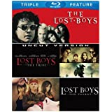 Lost Boys Triple Feature (The Lost Boys / Lost Boys: The Tribe / Lost Boys: The Thirst) [Blu-ray] by Warner Home Video