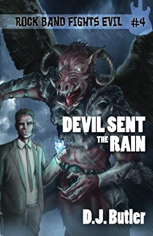 book cover of Devil Sent the Rain