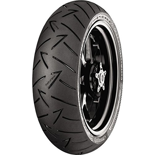 Continental Conti Road Attack 2 EVO Hyper Sport Touring Tire - Rear - 160/60ZR-17 , Position: Rear, Rim Size: 17, Tire Application: Touring, Tire Size: 160/60-17, Tire Type: Street, Load Rating: 69, Speed Rating: W, Tire Construction: Radial 02443650000