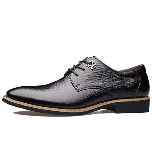 Amazon.com: Zapatos de vestir para Hombre - Zapatos de cuero ...