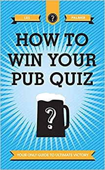 My Pub Trivia Study Guide - cover
