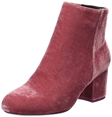 Rose Claro Flash Terciopelo MTNG Bottes Rosa Femme tOwpY8