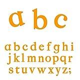 Ellison Classic Lowercase Letters Sure Cut Die Set