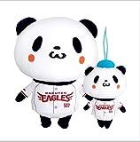 楽天パンダ お買いものパンダ&小パンダぬいぐるみセット 楽天イーグルスコラボシリーズ 商品券