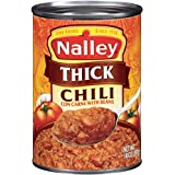 Nalley Thick Chili Con Carne With Beans, 15 oz