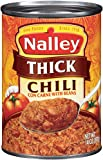 Nalley Chili, Thick, 14 Ounce (Pack of 24)