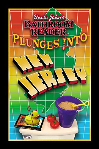 Uncle John's Plunges into New Jersey (Uncle John's Illustrated) (Trivia New)
