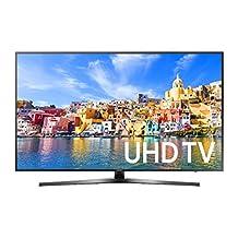 Samsung UN55KU7000 55-Inch 4K Ultra HD Smart LED TV (Certified Refurbished)