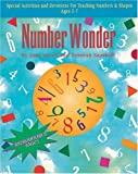 Number Wonder, Jane Jarrell and Deborah Saathoff, 0805403604