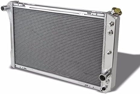 NEW 3 ROWS 82-92 CHEVY CAMARO//PONTIAC FIREBIRD TRANS AM V8 ALUMINUM RADIATOR