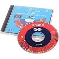 55725 CONNEXIA CD Laser Lens Cleaner for CD/DVD/Cdr Ideal for Single Disc Players, DVD Players, Turntables, Carousel Disc Players & �in Dash� Car Single CD Players, Not Suitable for Blu-Ray or