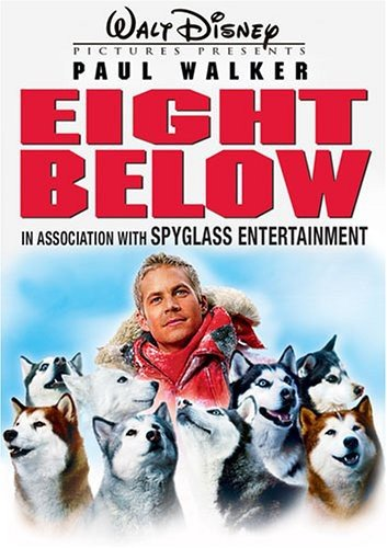 DVD : Eight Below (Widescreen)
