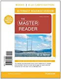 The Master Reader, Alternate Edition, Books a la Carte Plus NEW MyReadingLab with eText -- Access Card Package (3rd Edition), D. J. Henry, 032188065X