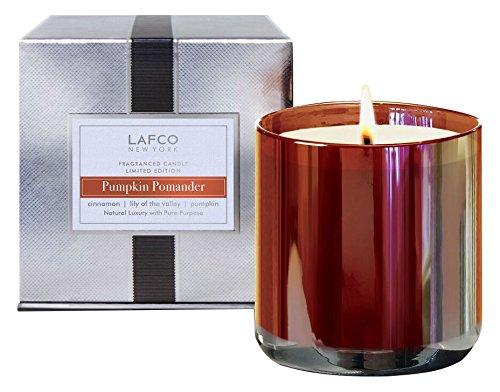 LAFCO Pumpkin Pomander Limited Edition Candle (Oil Essential Pomander Orange)