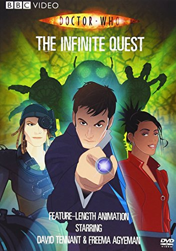 Doctor Who: The Infinite Quest (DVD)